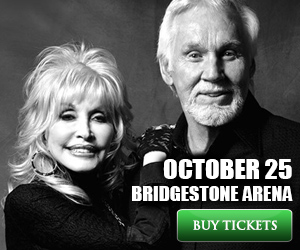Kenny Rogers & Dolly Parton - The Final Concert - Nashville, TN - October 25th