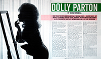 Dolly Parton in Interview Magazine