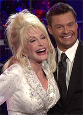 Dolly Parton performs 'Jesus & Gravity' on American Idol on April 2, 2008