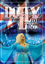 Dolly: Live In London O2 Arena DVD
