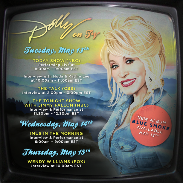 Catch Dolly Performing on TV Next Week